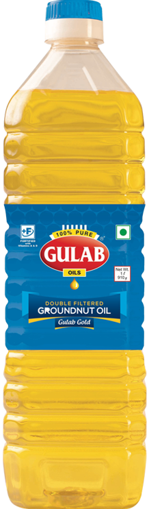 Refined Groundnut Oil